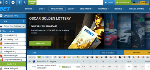 BETTING COMPANY 1XBET – Top Casino Agency